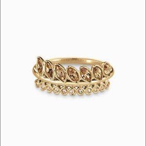 Brier Sparkle Ring